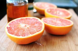 Grapefruit-Honey-Weight-Loss