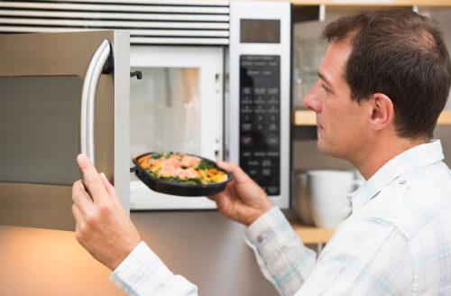 Discovery About Microwave Cooking and Nutrition