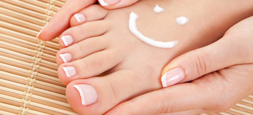 Make Smooth Feet With This Recipe