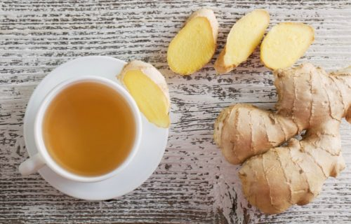 Ginger Is Effective in Destroying Ovarian, Colon and Prostate Cancer Cells