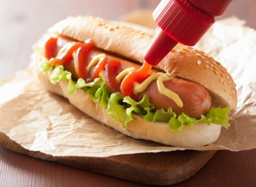 Hot Dog Is One of the Major Cancer Causing Foods