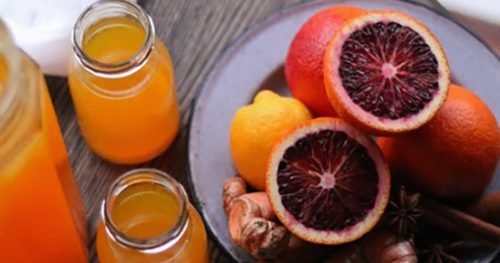 Turmeric Lemonade Recipe for Treating Depression