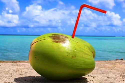 Start Consuming Coconut Water Now