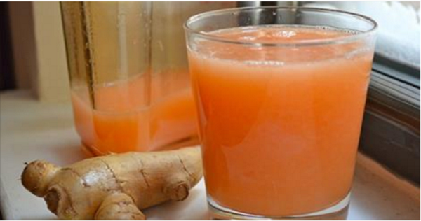 This Juice Will Clean your Blood and it Can Help you to Get Rid of all Pains and Inflammations