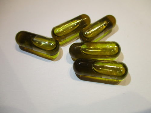 Replace Any Pain Killer With the Powerful Cannabis Capsules