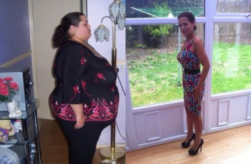 This Woman Has Lost 125 Kilograms in Just 2 Years