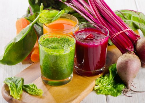 Top Three Drinks to Detox Your Body