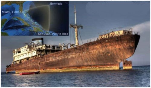 This Ship Has Been Missing for a Century and Now it Appears Out of Nowhere