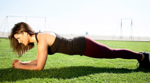Health Benefits and Side Effects of Doing the Plank Exercise