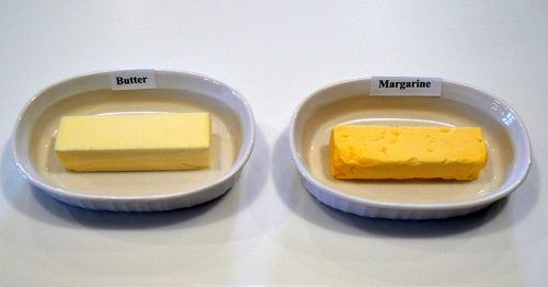 Margarine vs Butter