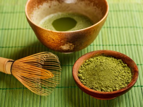 The Matcha Will do your Body Wonders