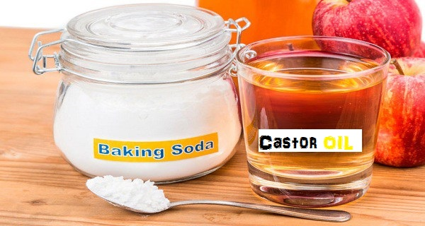 Treat Health Problems With Baking Soda and Castor Oil