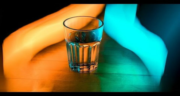 Detect Negative Energy in your Home With Glass of Water!