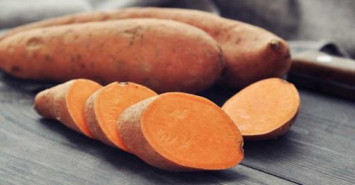 Protein in Sweet Potatoes Will Destroy Cancer Cells
