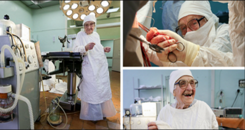 The World's Oldest Surgeon Is 89 Years Old and Performs 4 Operations a Day