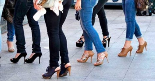Simple Tips for Wearing High Heels without Feeling Any Pain (Video)