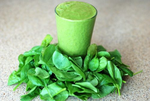 Spinach Can Help you Lose Weight, Clean your Skin and Prevent Illness. Try this!