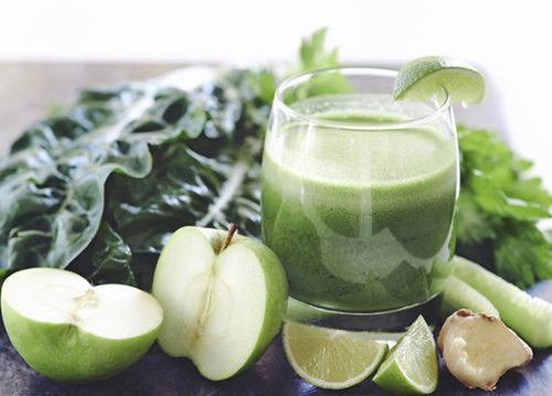 Green Diet – Fruits and Vegetables to Clean the Body