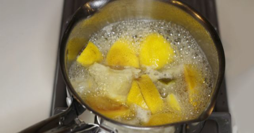 Boil Lemons in the Evening and Drink the Water in the Morning – you Will be Amazed
