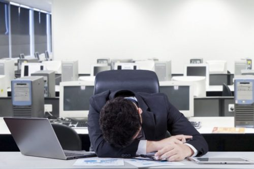 Scientists Claim – Going to Work Before 10AM is a Torture