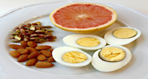 Lose 10 kg for 5 Days With this Great Diet With Eggs and Grapefruit