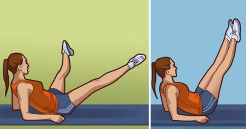All You Need Are 12 Minutes in a Day to Have Irresistible Legs